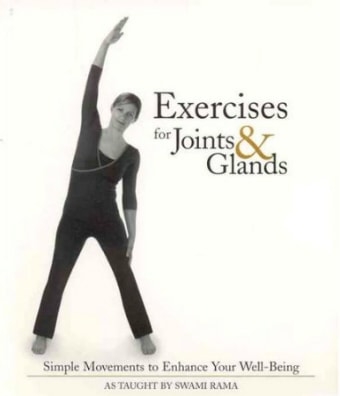 Exercise for Joints and Glands cover