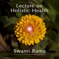 Lecture on Holistic Health CD cover