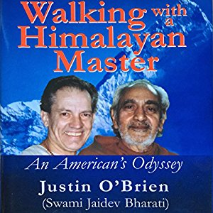 Walking with a Himalayan Master cover